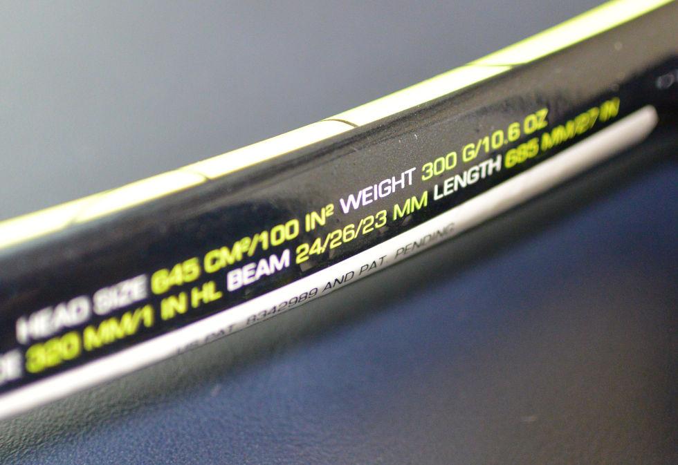 BEAM 24/26/23 MMがフレームの厚さです。