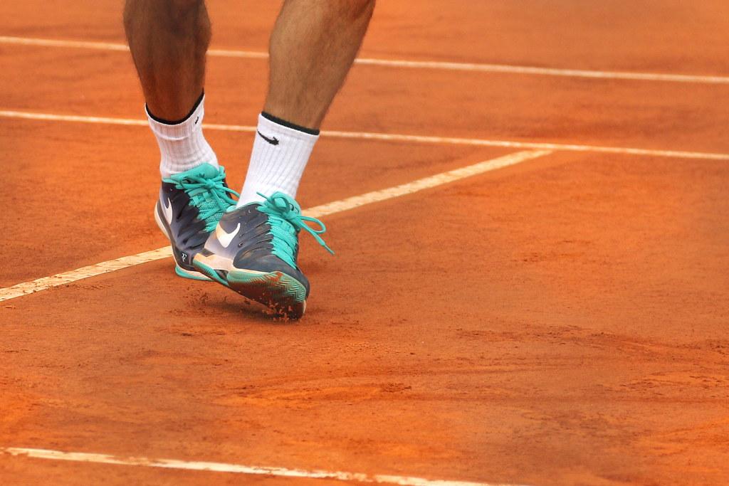 テニスシューズ画像1